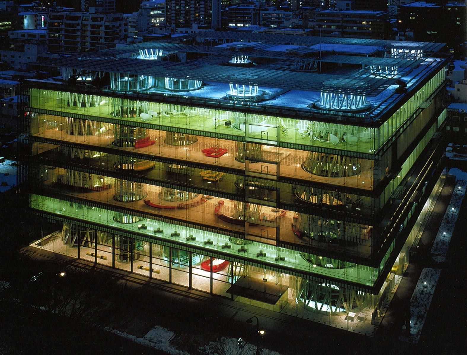 Toyo ito u biografía biografie arquitectos famosos